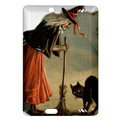 Witch 1461961 1920 Amazon Kindle Fire Hd (2013) Hardshell Case by vintage2030