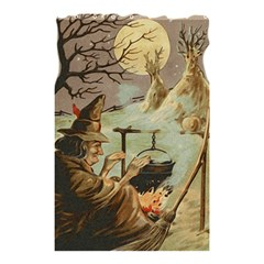 Witch 1461958 1920 Shower Curtain 48  X 72  (small)  by vintage2030