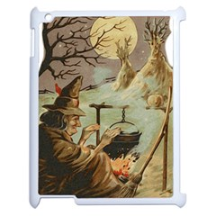 Witch 1461958 1920 Apple Ipad 2 Case (white) by vintage2030