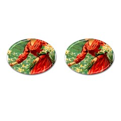 Lady 1334282 1920 Cufflinks (oval) by vintage2030