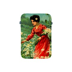 Lady 1334282 1920 Apple Ipad Mini Protective Soft Cases by vintage2030