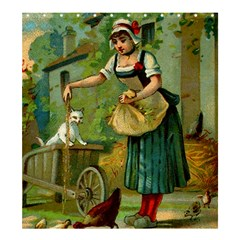 Postcard 1348470 1920 Shower Curtain 66  X 72  (large)  by vintage2030