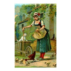 Postcard 1348470 1920 Shower Curtain 48  X 72  (small)  by vintage2030