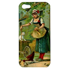 Postcard 1348470 1920 Apple Iphone 5 Hardshell Case by vintage2030