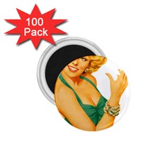 Woman 792872 1920 1 75  Magnets (100 Pack)  by vintage2030