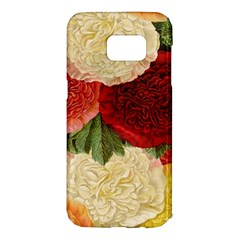 Flowers 1776429 1920 Samsung Galaxy S7 Edge Hardshell Case by vintage2030