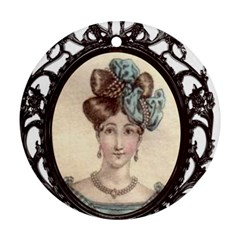 Frame 1775331 1280 Round Ornament (two Sides) by vintage2030
