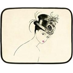 Vintage 2517507 1920 Fleece Blanket (mini) by vintage2030
