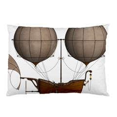 Air Ship 1300078 1280 Pillow Case by vintage2030
