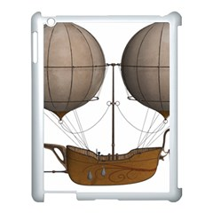 Air Ship 1300078 1280 Apple Ipad 3/4 Case (white) by vintage2030