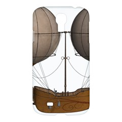 Air Ship 1300078 1280 Samsung Galaxy S4 I9500/i9505 Hardshell Case by vintage2030