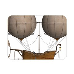 Air Ship 1300078 1280 Double Sided Flano Blanket (mini)  by vintage2030