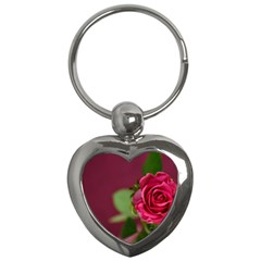 Rose 693152 1920 Key Chains (heart)  by vintage2030