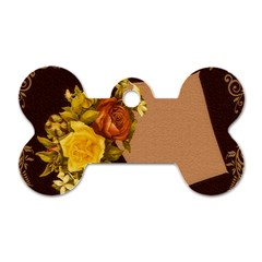 Place Card 1954137 1920 Dog Tag Bone (two Sides) by vintage2030