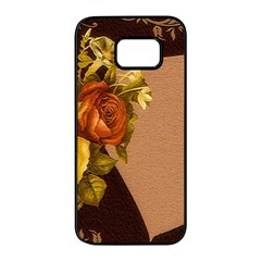 Place Card 1954137 1920 Samsung Galaxy S7 Edge Black Seamless Case by vintage2030