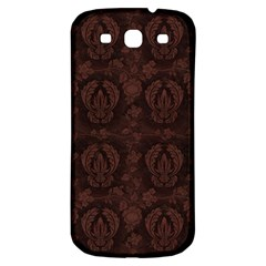 Leather 1568432 1920 Samsung Galaxy S3 S Iii Classic Hardshell Back Case by vintage2030