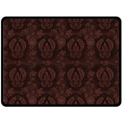 Leather 1568432 1920 Double Sided Fleece Blanket (large)  by vintage2030