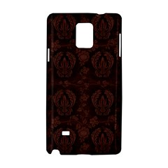 Leather 1568432 1920 Samsung Galaxy Note 4 Hardshell Case by vintage2030