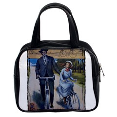 Bicycle 1763283 1280 Classic Handbags (2 Sides) by vintage2030