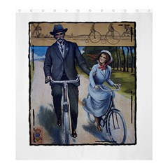 Bicycle 1763283 1280 Shower Curtain 66  X 72  (large)  by vintage2030