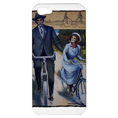 Bicycle 1763283 1280 Apple Iphone 5 Hardshell Case by vintage2030