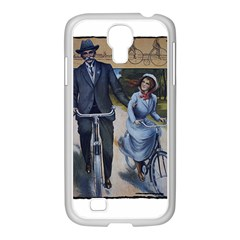 Bicycle 1763283 1280 Samsung Galaxy S4 I9500/ I9505 Case (white) by vintage2030