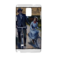 Bicycle 1763283 1280 Samsung Galaxy Note 4 Hardshell Case by vintage2030