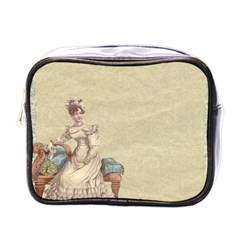 Background 1775324 1920 Mini Toiletries Bags by vintage2030