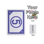 Money Cards - deck 3 - Playing Cards 54 (Mini)