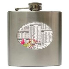 Background 1770129 1920 Hip Flask (6 Oz) by vintage2030