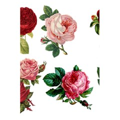 Roses 1770165 1920 5 5  X 8 5  Notebooks by vintage2030