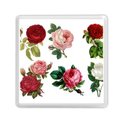 Roses 1770165 1920 Memory Card Reader (square)  by vintage2030