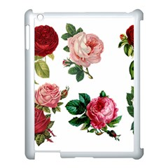 Roses 1770165 1920 Apple Ipad 3/4 Case (white) by vintage2030