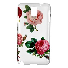 Roses 1770165 1920 Samsung Galaxy Note 3 N9005 Hardshell Case by vintage2030