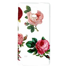 Roses 1770165 1920 Galaxy Note 4 Back Case by vintage2030