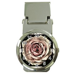 Vintage Rose Money Clip Watches by vintage2030