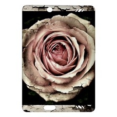 Vintage Rose Amazon Kindle Fire Hd (2013) Hardshell Case by vintage2030