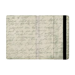 Handwritten Letter 2 Apple Ipad Mini Flip Case by vintage2030