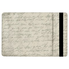 Handwritten Letter 2 Ipad Air 2 Flip by vintage2030