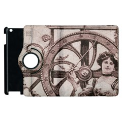 Lottery Apple Ipad 3/4 Flip 360 Case by vintage2030