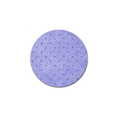 Dot Blue Golf Ball Marker (10 Pack) by vintage2030