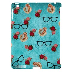 Vintage Glasses Apple Ipad 3/4 Hardshell Case (compatible With Smart Cover) by vintage2030