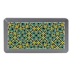 Arabesque Seamless Pattern Memory Card Reader (mini) by dflcprints