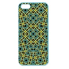Arabesque Seamless Pattern Apple Seamless Iphone 5 Case (color) by dflcprints