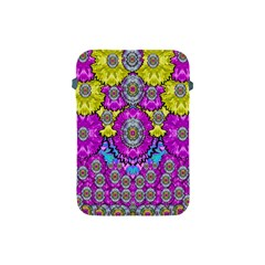 Fantasy Bloom In Spring Time Lively Colors Apple Ipad Mini Protective Soft Cases by pepitasart
