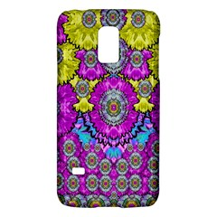 Fantasy Bloom In Spring Time Lively Colors Galaxy S5 Mini by pepitasart