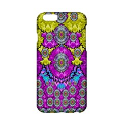 Fantasy Bloom In Spring Time Lively Colors Apple Iphone 6/6s Hardshell Case by pepitasart