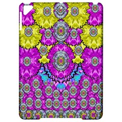 Fantasy Bloom In Spring Time Lively Colors Apple Ipad Pro 9 7   Hardshell Case by pepitasart