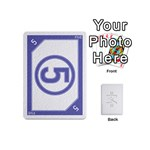 money cards deck 3b - Playing Cards 54 (Mini)