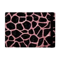 Skin1 Black Marble & Pink Glitter Ipad Mini 2 Flip Cases